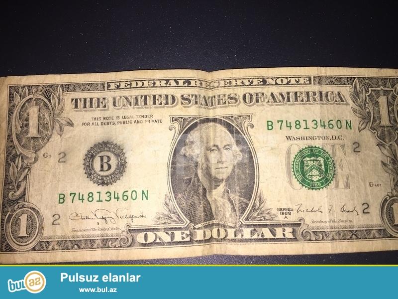 yaxwi veziyyetde.1988 ci ilin 200 azn. 5$dollarda var o da 1988 buraxilwdi 400 azn