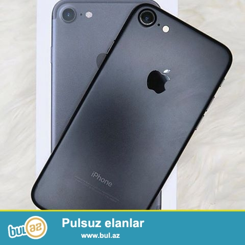 Iphone 7 Dubay varianti satiram, rengleri var, telefonlar 1:1 kopyadir, pakovkada yenidir...