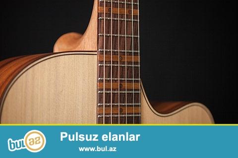 Yaxşı vəziyyətdə, yeni başlayanlar üçün ideal gitara.