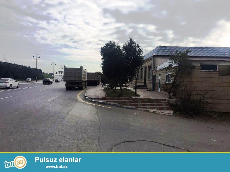 Satılır Xətai rayonu, Zığ yolunda  4.02 sotun içində tikilmiş  Obyekt...