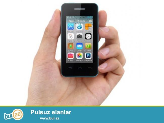 Yeni.çatdırılma pulsuz<br /> Dünyanın En balaca Android Smartfonu MELROZ S1 Duos Mini Android 4...