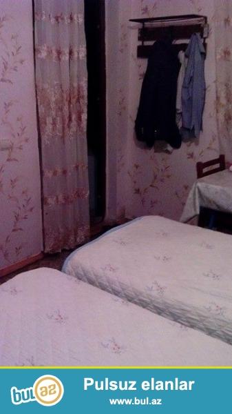 Qara Qarayev Metrosuna 15 deq mesafede yerleşen heyet evimin içerisinde 1+1 full eşyalı heyet evimdeki evi kiraye verirem...