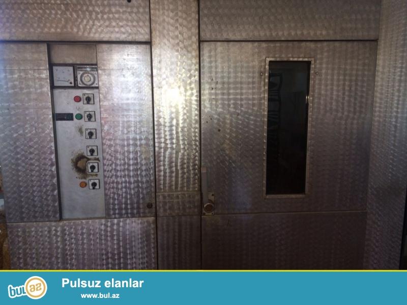 Rusiya istehsali olan,Elektrikle isleyen Sirniyyat ucun soba satilir...