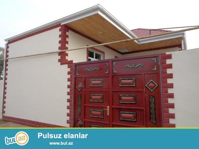 Sabunçu rayonu, Zabrat 2 qəsəbəsi, 75 saylı orta məktəbin, bağçanın yanı, marşurut yoluna yaxın tikilmiş 1...