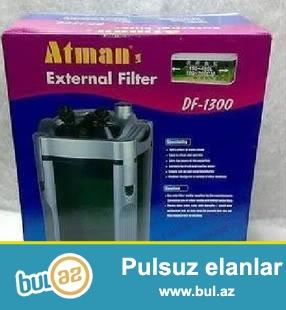 Bio filtir Atman DF-1300,450lt teze karopkada.