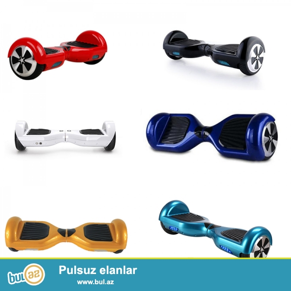 Smart Balance Wheel D 1<br /> Mehdud sayda Smart Balance wheel D 1 modelleri satilir...