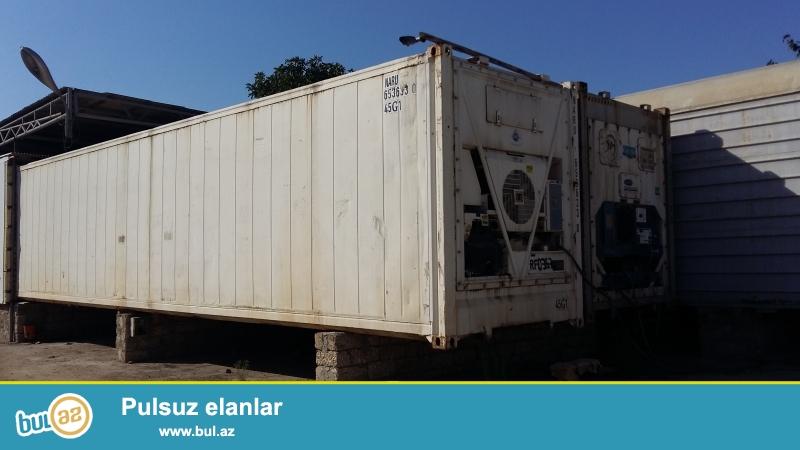 TECILI TECILI ---20 tonluq uzunluqu 12 metr konteyner...