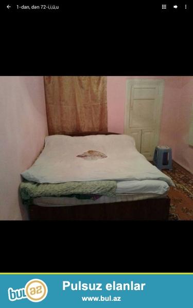 1 otaq ev kiraye verilir esyalari ile birlikde orta temirli Qimeti  150  manat Nizami metresun yaninda   055 5823480