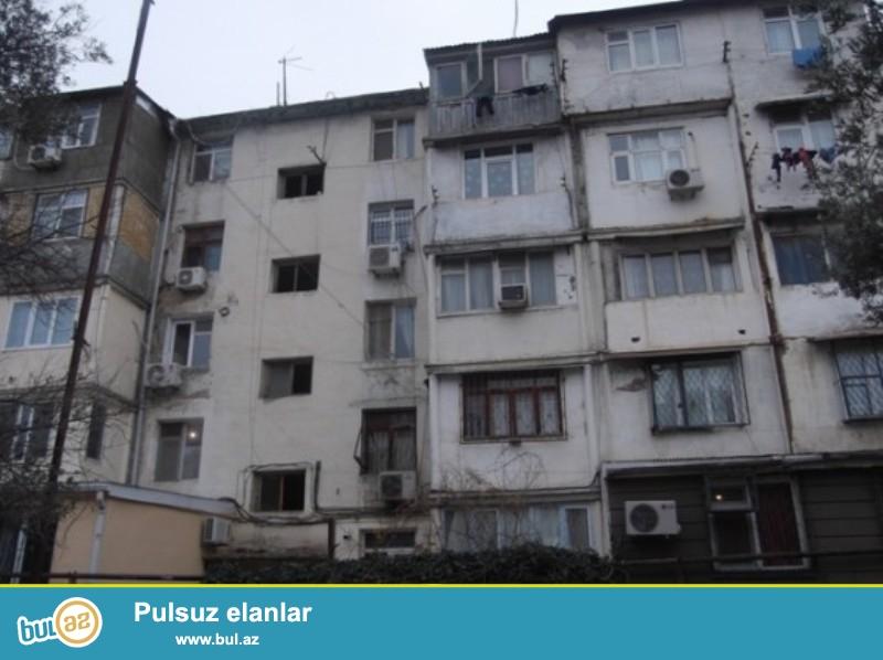 Ясамальский район по улице Аким Аббасова ...