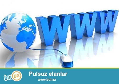 Kadr Tədris mərkəzi sizə  Web sayt yığılması kursu təklif edir...