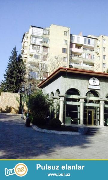 Предлагаем видовую квартиру в самом зеленом районе Баку - по улице Самед Вургуна, около «парка Офицеров»...