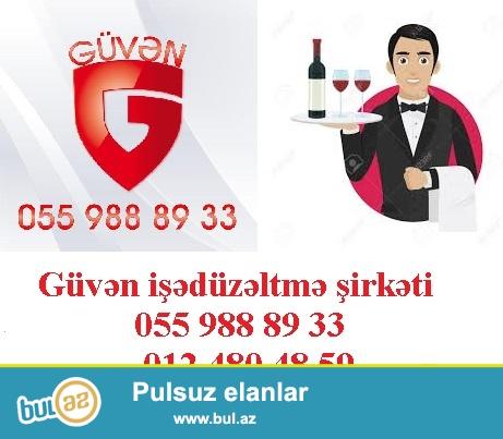 Ofisiant isi   055 988 89 33 <br /> Ofisiant isine bos vakansiya ...