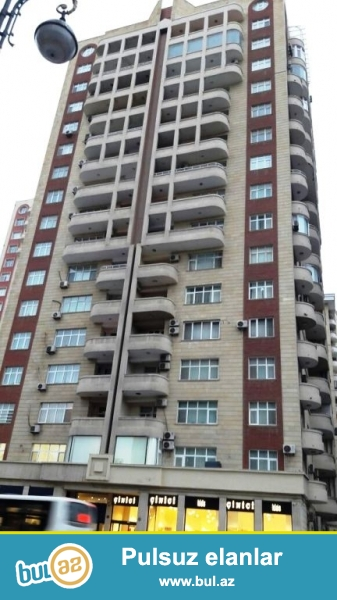 Новостройка! Cдается 3-х комнатная квартира в центре города, в Ясамальском районе, по проспекту Г...