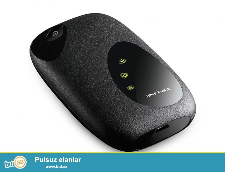 Mobile wifi (cib modemi) <br /> Cin /Nar/Sim nomreler le isleyir <br /> Funksiyasi: data kart nomresi taxilir ve ozu wifi yaradaraq yayir...