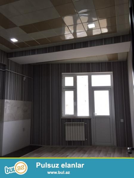 Очень срочно! В Ени Ясамале, рядом  с клиникой  Витал, который построен для работников президентского аппарата  продаётся 2- х комнатная квартира нового строения 5/12 ,площадью  92  квадрат...