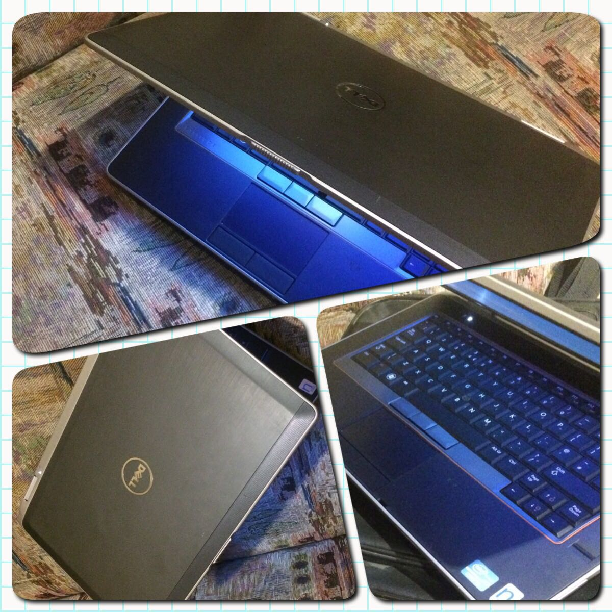 Dell-Latitude E6420 <br />\r\nPro:i5 2.5GHz <br />\r\nRam:6GB <br />\r\nVga:2GB <br />\r\nScreen:14 <br />\r\nHdd:500GB <br />\r\nTam professional olan bu noutbuk boz rengdedir...