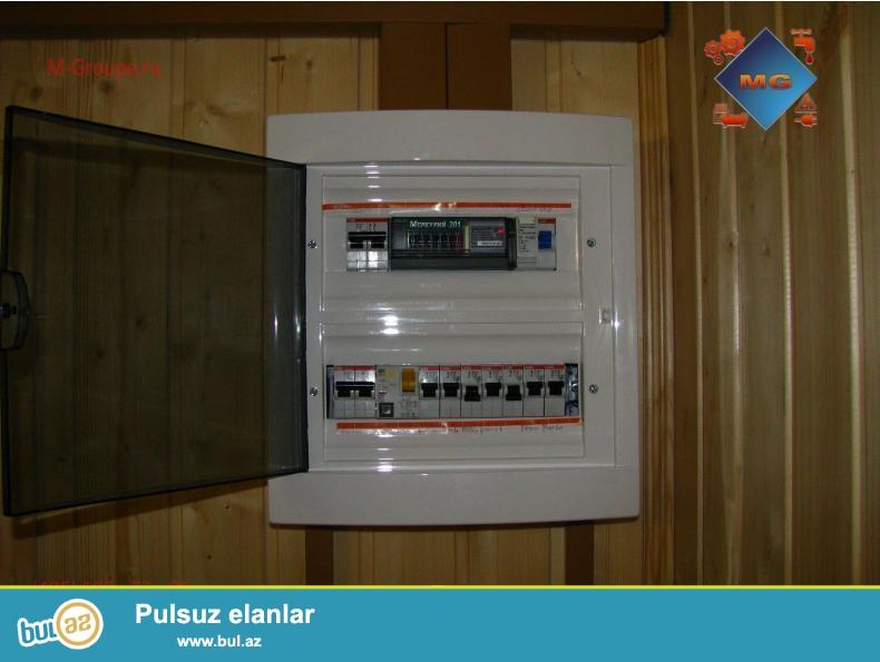 Biz evlerde santexnik elektrik islei goruruk yaxsi ve kefiyyetli is gordurmek isteyen zeng ede biler 055 506 65 66