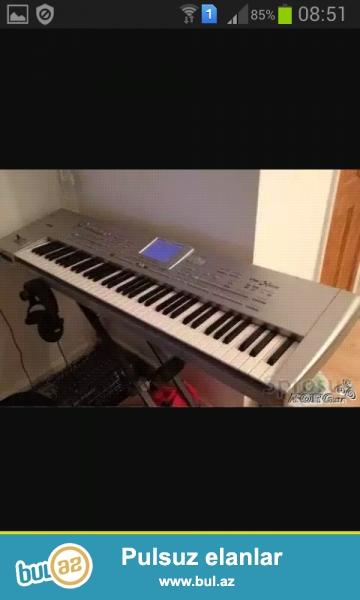 Musiqi alətlərinin təmiri və köklənməsi piano qarmon royal sintezator və...