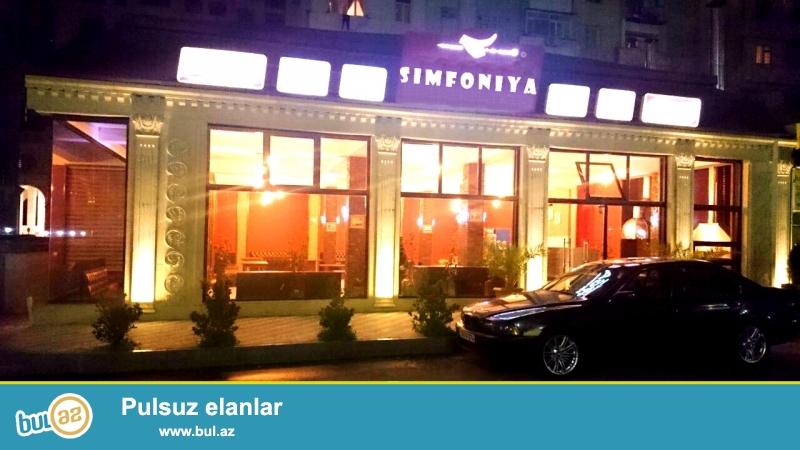 Bu günkü bazara tam uyğun El yandı teklif, esas yolun ustundemusteqil tikilmiş Restoran SATILIR...