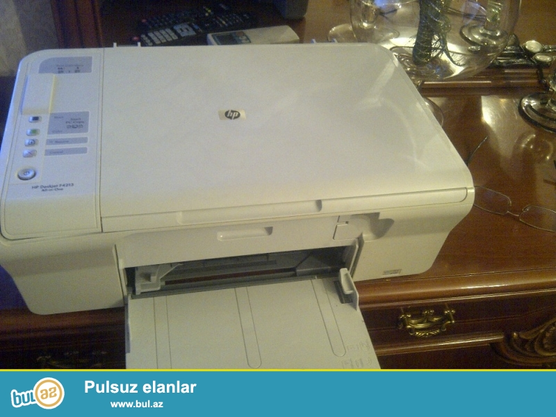 Printer satılır. Model- HP deskjet F4213 All-in-One...