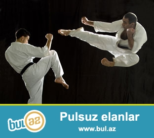 Sizi karate və qarışıq döyüş, özünü müdafiə və psixoloji hazırlıq məşqlərinə dəvət edirik...