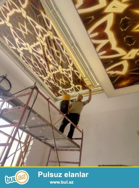 313 studiyo size Fransiz Polsha Rusiya istehsali olan dartma tavanlarinin 10-il zemanetle yuksek keyfiyyet ile qurashdirilmasini teklif edir...