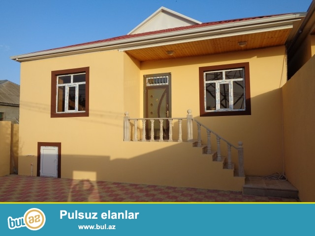 Sabunçu rayonu, Zabrat 1 qəsəbəsi, Poliklinikanın düz yanı 2...