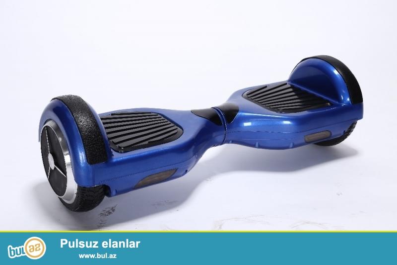 Mehdud sayda Smart Balance wheel D1/1 modelleri satilir. Satish resmi magazadandir ve mehsullara 6 ay zemanet verilir ...