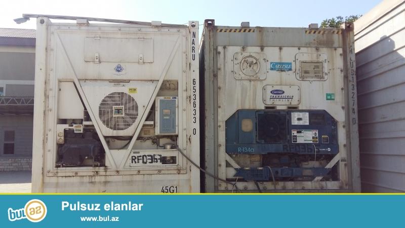 TECILI TECILI ---20 tonluq uzunluqu 12 metr konteyner.veziyyeti yaxşidi hal hazirda işleyir hecbir problemi yoxdur...