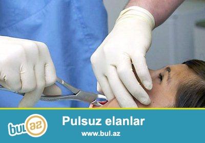 """""""S.A. Dental"""" Stomatoloji klinikamıza həkim - stomatoloq , terapevt xanım-bəy tələb olunur..."""