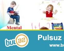 4-13 yaşda olan uşaqlarınızı Mental Aritmetik kurslarına gətirin...