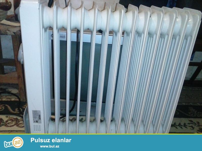 Yagla iwleyen radiator satilir.qiymet 60azn.12seksiyalidi...