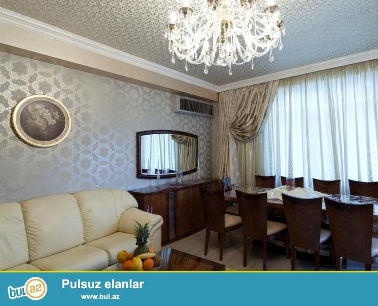 Улица Табриз 60! Предлагается роскошная 4-х комнатная квартира, площадью 170 кв...