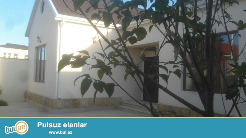 Для очень солидных клиентов! В поселке  Шувалан , рядом с *ДАЛГА БИЧ*, в 10 минутах пешком от моря, продается 1-но этажный, площадью 82 квадрат, 3-х комнатный частный дом, расположенный на 2,5 сотках земли...