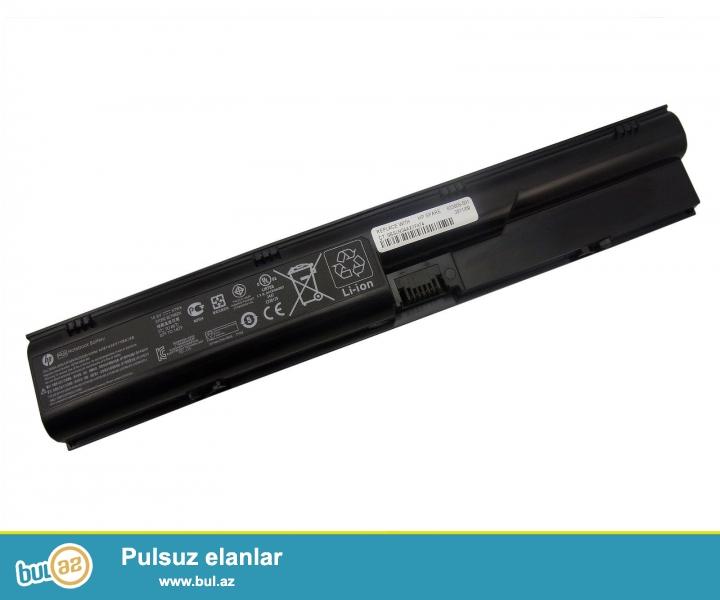 HP ProBook 4330s 4331s 4430s 4431s 4530s 4535s PR06 Battery<br /> Kompüterin üzərində gəlib yenidir