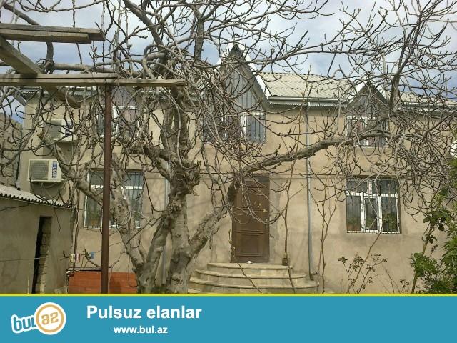 Sabunçu rayonu Maştağa Ləhiç bağlarinda 2,7 sot torpaq sahəsində ümumi sahəsi 250 kv...