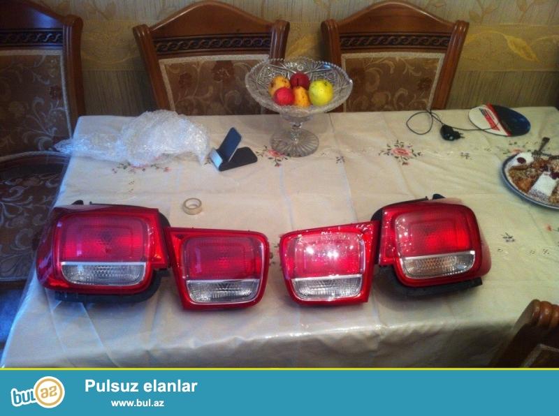 Chevrolet Malibu 2012 arxa stoplari. Original, mawinin ustunnen cixma stoplar...