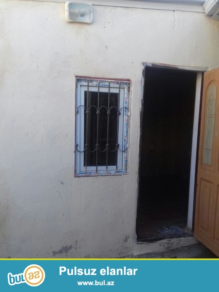 Xırdalan şəhərində Xəlilin küçəsində 1 otaqlı həyət evi satılır...