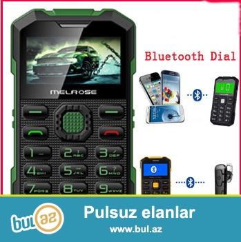 Yeni.Çatdırılma pulsuz<br /> Kredi kartı boyda telefon Melroz s2<br /> Ekran: Rəngli<br /> Qalınlığı: Ultra Slim (