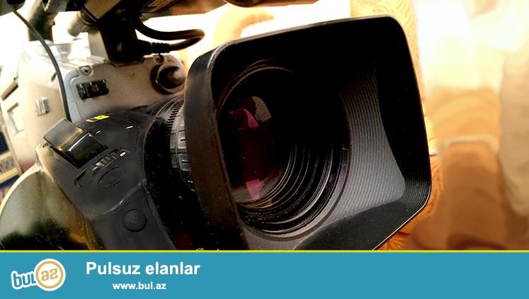 Kamera Bakida cox az isleyib cox ela veziyetdedir DVC ve mini DVC kasetleri qebul edir ...