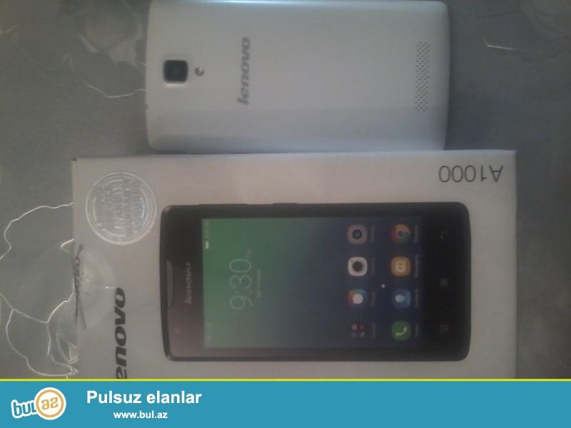 Təcili Satılır  Lenovo A100 3 aydı almışam İşləyir heç bir promlemi yoxdur  Yeni Telefon Almaq isdiyirəm diye Satıram...