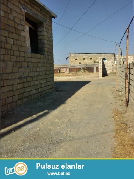 Yeni Qobuda məktəbin,bağçanın  və məscidin 300 metrliyində  4  sot torpaq  satılır...