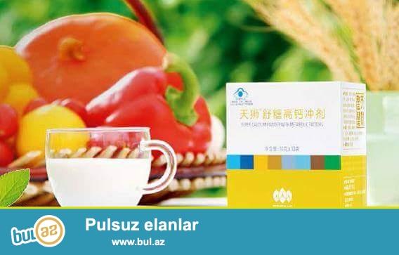 Kalsiumlu və vitaminli toz(Şəkər üçün kalsium50AZN)<br /> Tərkibi:kalsium tozu,boranı toxumlarının tozu,dərman bitkiləri...