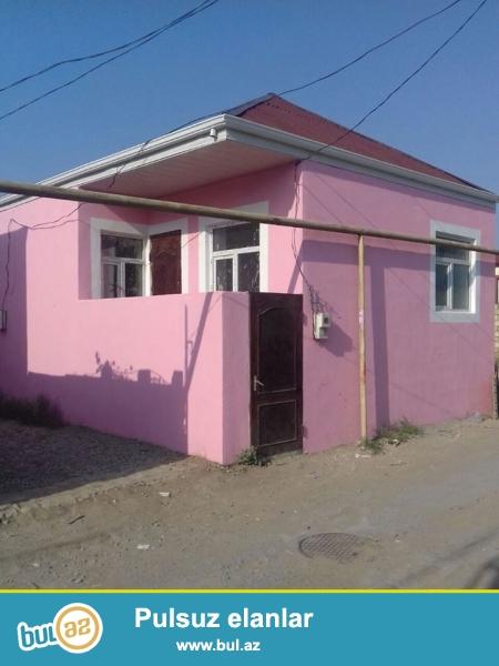 Kupçalı 2 otaqlı həyət evi satılır !!! <br /> Abşeron rayonu Xırdalan şəhəri, 7 nömrəli məktəbin və AAAF parkın yaxınlığında yerləşən ümumi sahəsi 50 kv...
