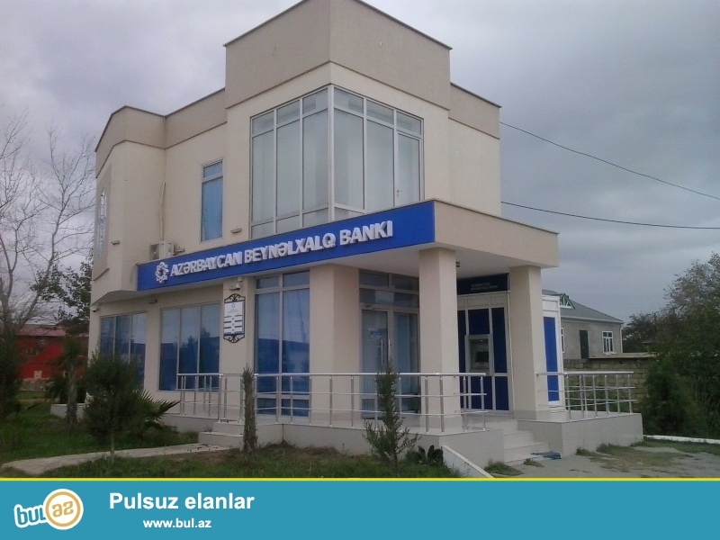 Obyekt İ.Qayıbov küçəsində (İcra hakimiyyətinin yanında),Hacıqabul-Şirvan avtomobil yolunun kənarında yerləşir...