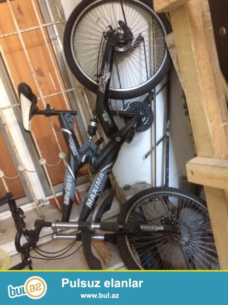 velosiped vezyeti superdi otur sur bir soznen , hec bir problemi yoxdur ,simleri udara dozumludur yiqilandir sekildede cekmisem, tormuzu motosikletlerdeki kimidir, oturacaqin altindaki purjundan ikidenedir birin cixrtmi