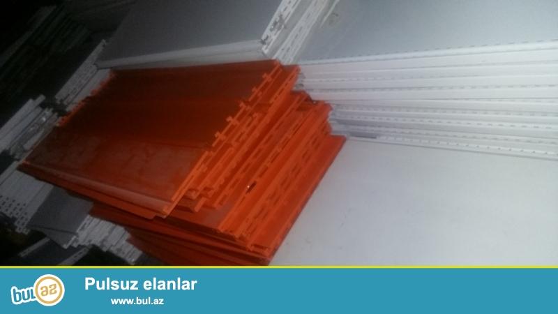 Turkiye istehsali olan Magaza ucun divar vitrinleri satilir <br /> Hundurluk 2...