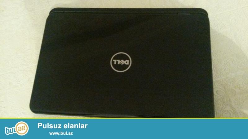 Dell noutbuku. Ram 8gb. i5 prosessor. 640 gb hard disk. Teze format olunub ela isleyir. Hec bir problemi yoxdur.