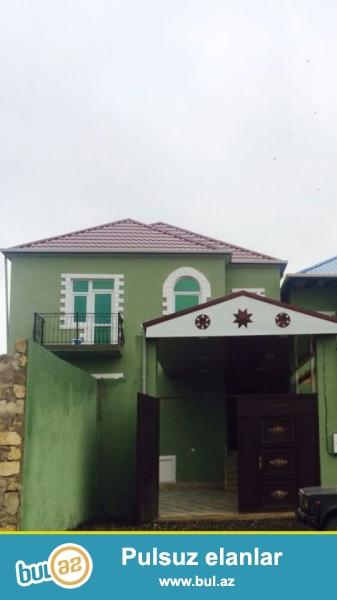 Masazir q Eliaga Vahid prospekltinde esas yola yaxin 2 sotda 5 otaqli 167 kv sahesi olan 2 mertebeli ev satilir...