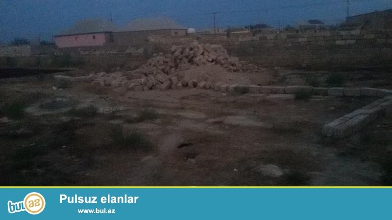 Binə Savxoz da 2 sot torpaq ərazisi TƏCİLİ SATILIR...
